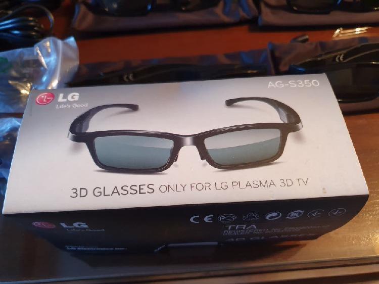Gafas 3d activo lg ag-s350
