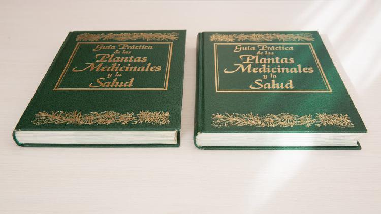 Guia práctica de plantas medicinales y la salud