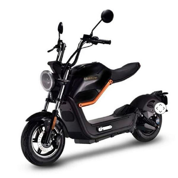 Moto eléctrica miku max