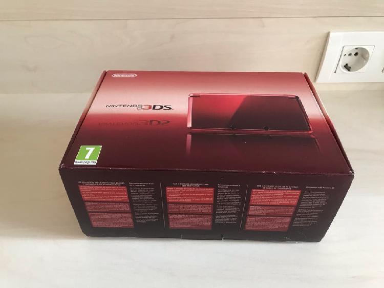 Nintendo 3ds (caja original completa)