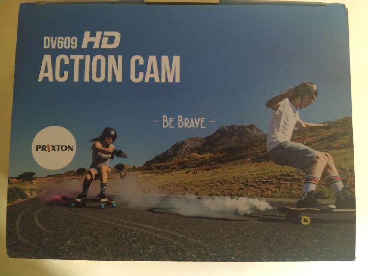 Prixton dv 609 hd action cam