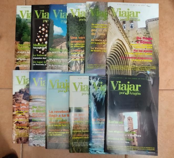 Revistas viajar por aragón