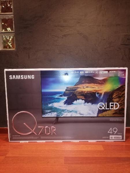 """Televisión samsung q70r 4k smart tv """"qled 49"""""""