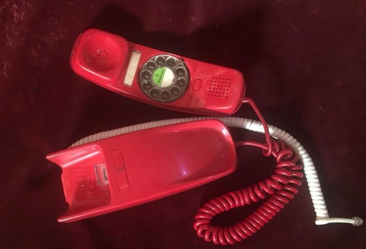 Teléfono góndola