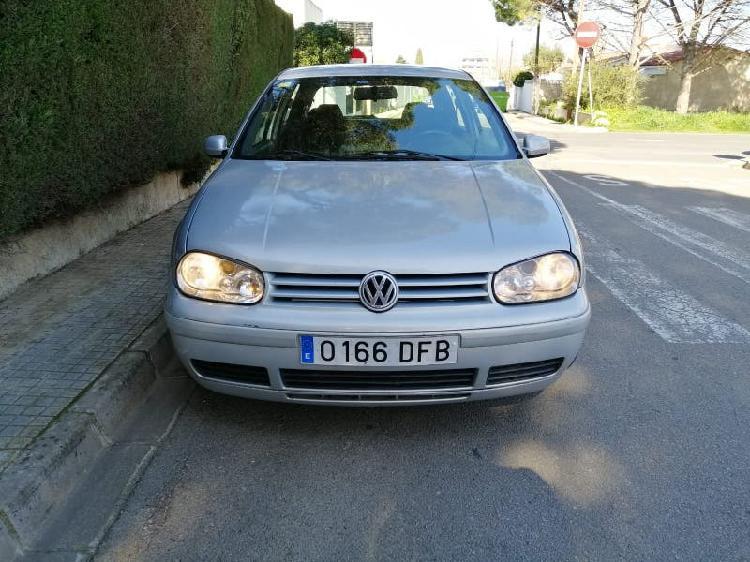 Volkswagen golf iv 1.6 100cv