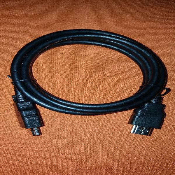 Cable hdmi 1.5m nuevo a estrenar