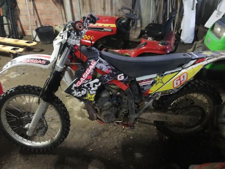 Enduro gas gas ec 250 cc 1998