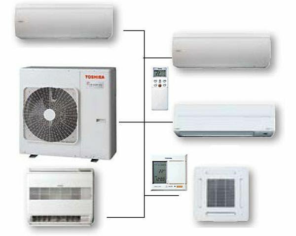 Instalaciones reparaciones de máquinas de aire aco