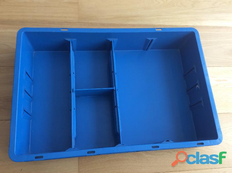 Vendo 360 gavetas mecalux de una almacen vertical clasimat