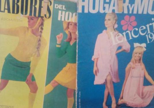 9 revistas vintage