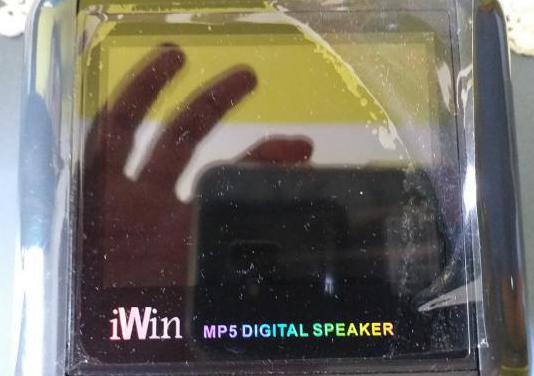 Altavoz portatil digital