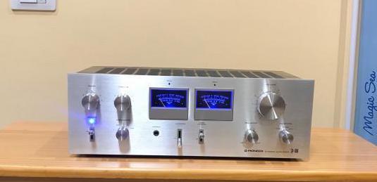 Amplificador pioneer sa-606