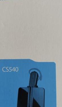 Auriculares inalámbricos cs540