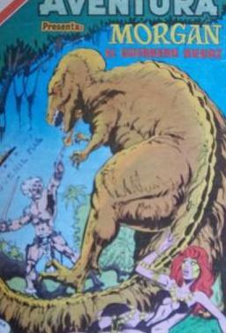 Aventura:morgan-novaro,s.aguila,nº2-928,año 1979