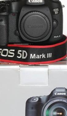 Canon 5d iii grip extras