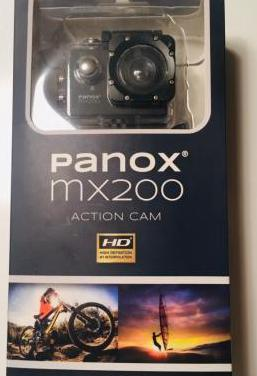 Cámara deportiva panox mx200