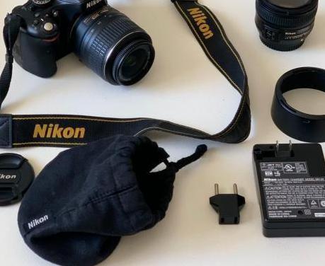 Cámara/vídeo profesional nikon d5100