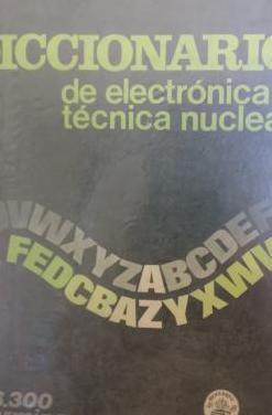 Diccionario de electrónica