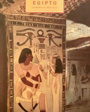 Egipto, llamada al más allá. 1995.