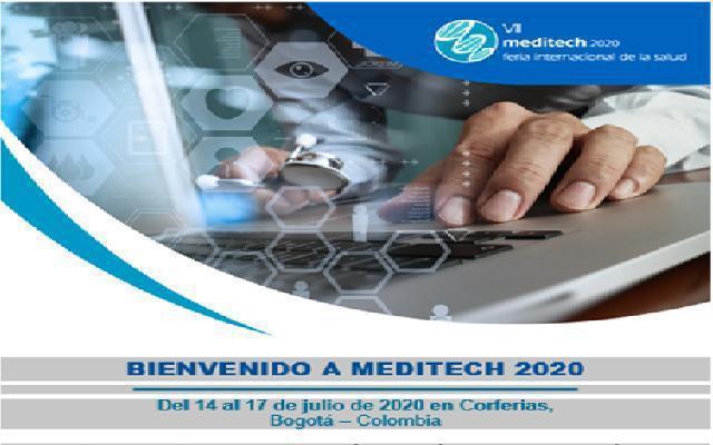 Feria meditech 2020 - barcelona