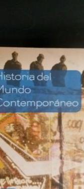 Historia mundo contemporáneo 1 bachillerato