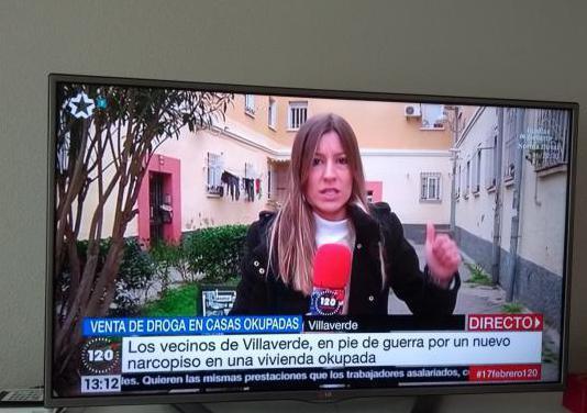 """Lg smart tv 47"""" como nueva"""
