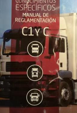 Libro manual carnet c1 y c (camión)
