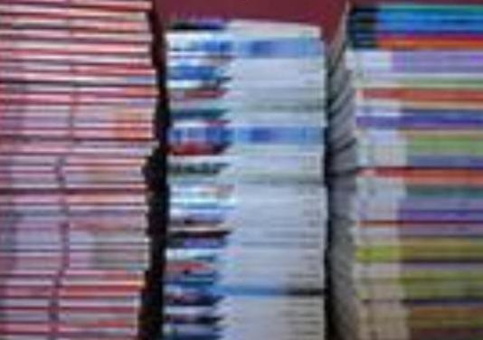 Libros de primaria, eso y bachillerato