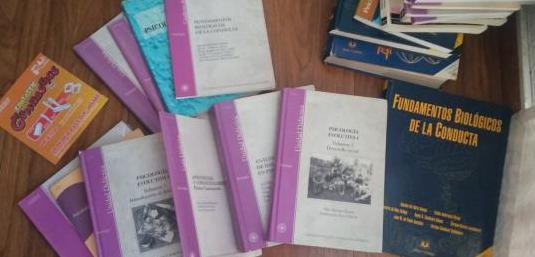 Libros psicologia usados y nuevos