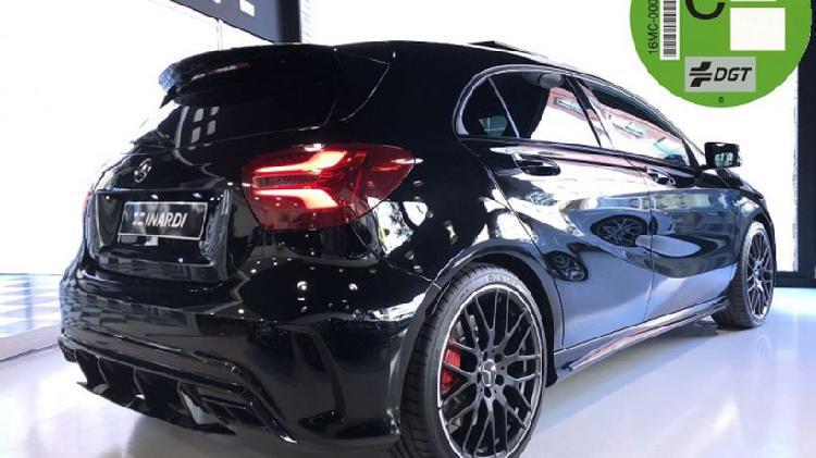 Mercedes-benz clase a 45 amg 4matic 7g-dct