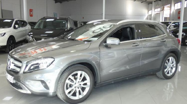 Mercedes-benz clase gla 200cdi urban