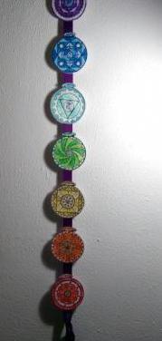Mandalas de los siete chakras