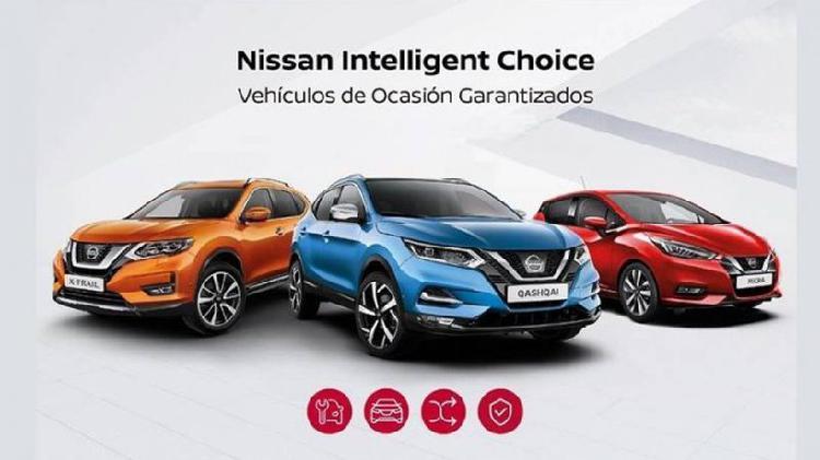 Nissan x-trail 5p dci 110 kw (150 cv) e6d cvt tekna