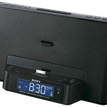 Personal audio docking system sony icf-ds15ip