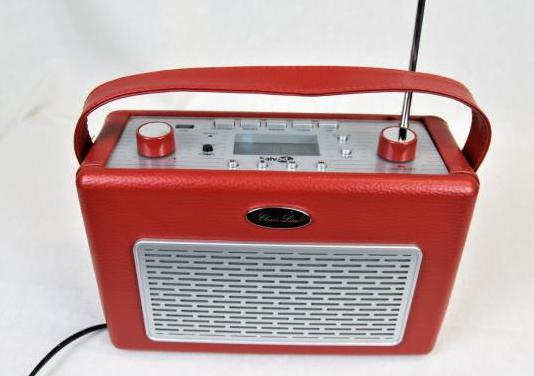 Radio linea clásica saivod usb
