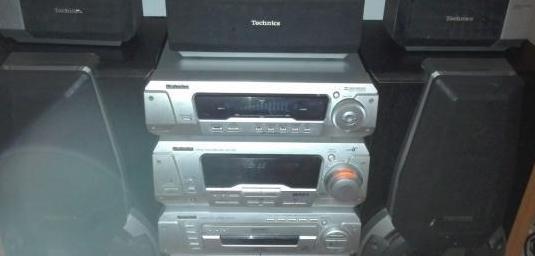 Torre hi-fi technics sc-eh760 home cinema 2