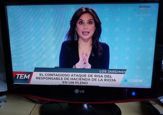 "Tv monitor 18,5"" lg m19wdp"