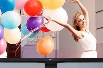Television led smart tv lg