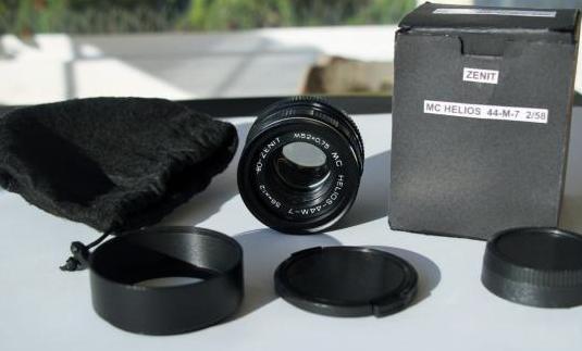 Zenit helios 44-m-7 58mm. f2.0 mc montura nikon