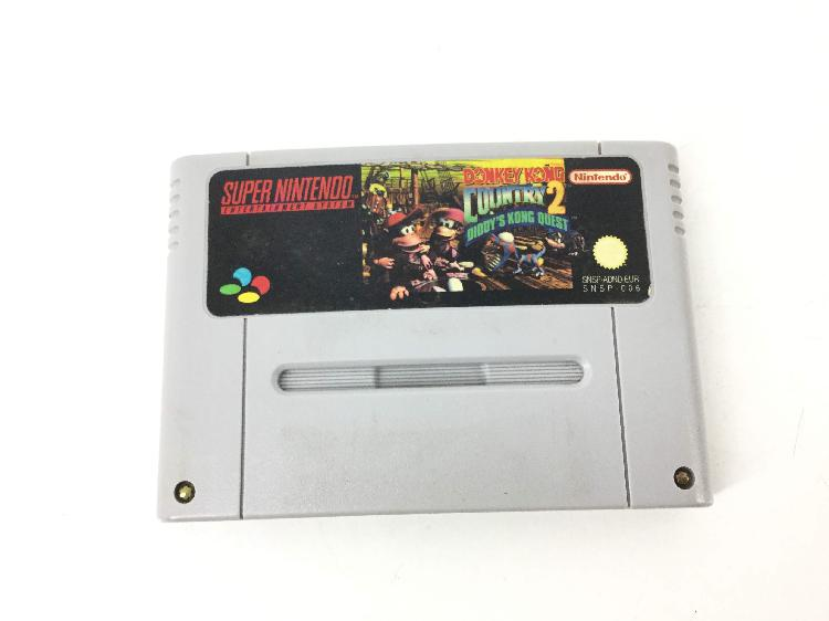 Donkey kong country 2 diddys quest