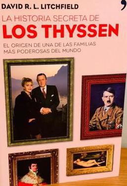 Libro - la historia secreta de los thyssen