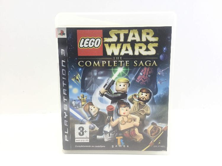 Star wars lego compilation ps3