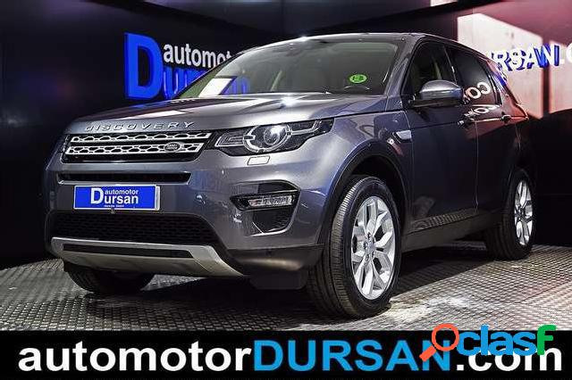 Land rover discovery sport 2.0td4 pure 4x4 150 '16
