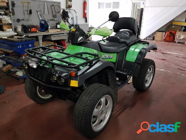 QPod QUAD ARCTIC CAT TRV 500 4X4 '06