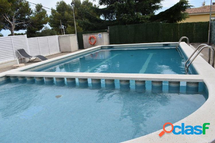 Casa adosada con piscina!!!