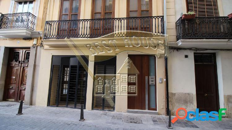 Local comercial en pleno centro de valencia