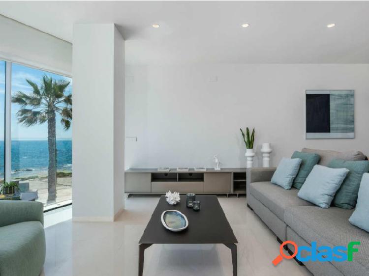 Apartamentos de lujo en primera línea de mar en torrevieja