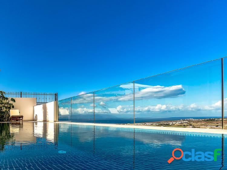 Parcela urbana de 460m2 con proyecto diseñado por el arquitecto leonardo omar para villa