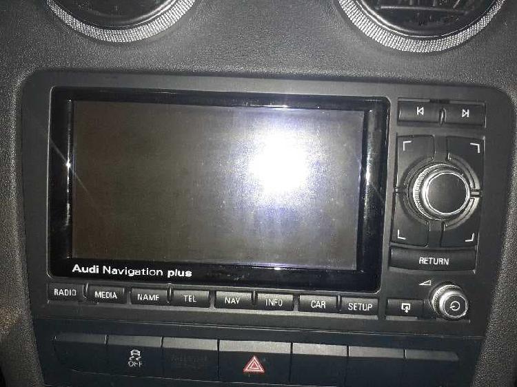 204664 sistema navegacion gps audi s3 sportback