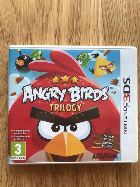 Angry birds nintendo 3ds